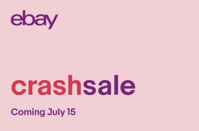"""如果""""亚马逊再次崩溃"""",eBay Crash Sale将与亚马逊Prime Day竞争"""