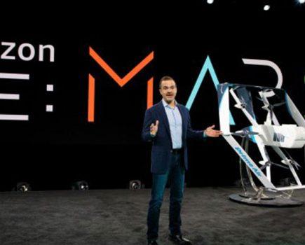 亚马逊推出新型混合无人机