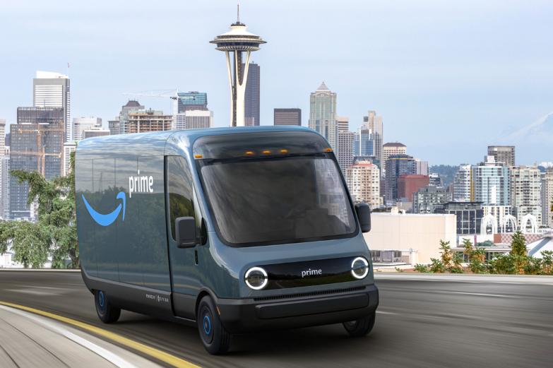 亚马逊将订购10万辆电动送货车
