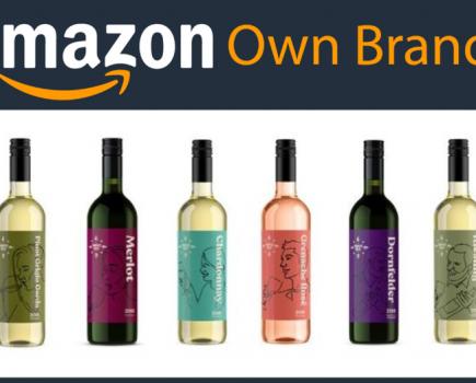 亚马逊葡萄酒自有品牌Compass Road在德国推出