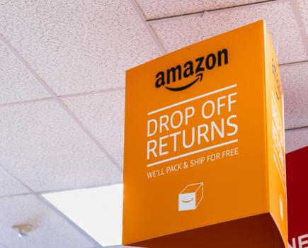 亚马逊将其在美国的免费退货选项扩展到数百万件