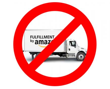 亚马逊暂停小企业卖家的FBA