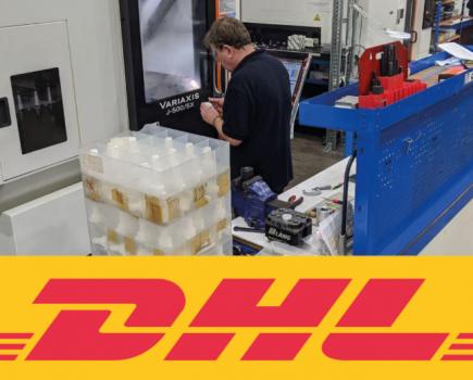 DHL支持为NHS制造新的呼吸机