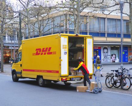 DHL和德国邮政降低了德国客户的增值税(VAT)