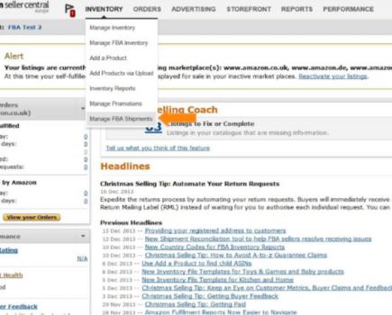 亚马逊FBA免费送货至德国、波兰和捷克共和国