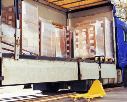 适用于Amazon FBA的全新卡车零担服务
