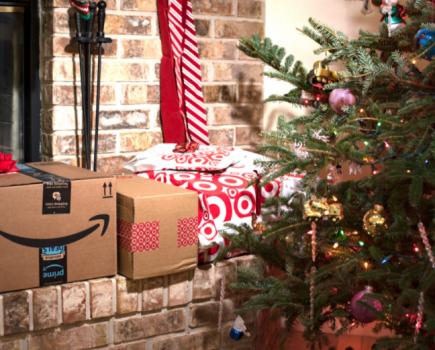圣诞节购物从Amazon的黑色星期五特惠开始