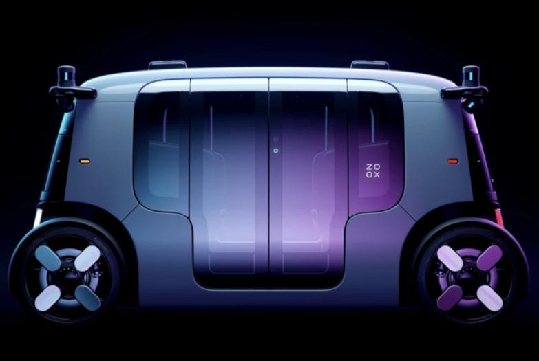 来看看亚马逊和Zoox研发的无人驾驶汽车