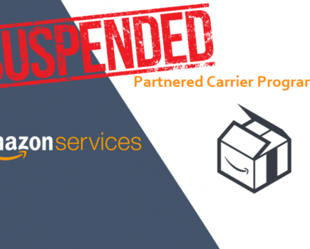 亚马逊与运营商合作的小包裹投递计划暂停更新