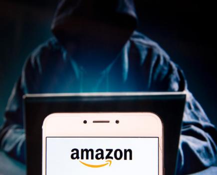 亚马逊账户已锁定?小心诈骗信息!