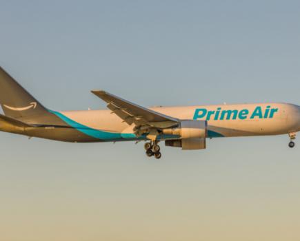 亚马逊航空在阿拉斯加启动新的航空通道