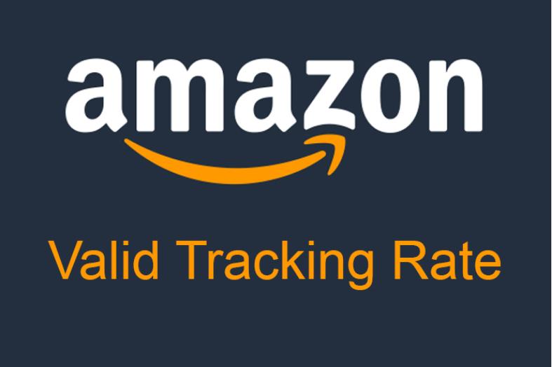 亚马逊VTR(有效跟踪率)更多详细信息